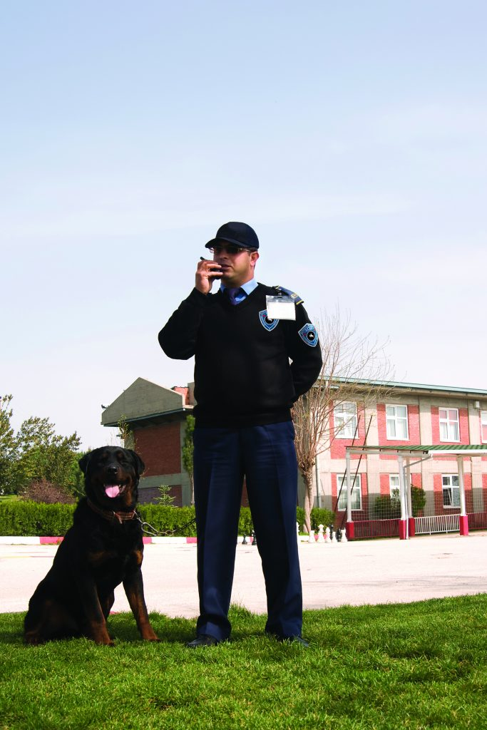 K-9 Security Services Toronto