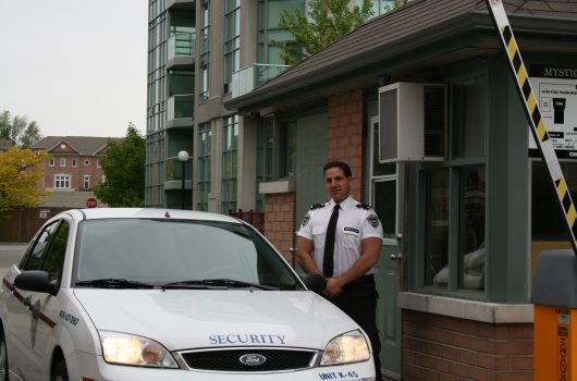 Logistic Security Services Toronto
